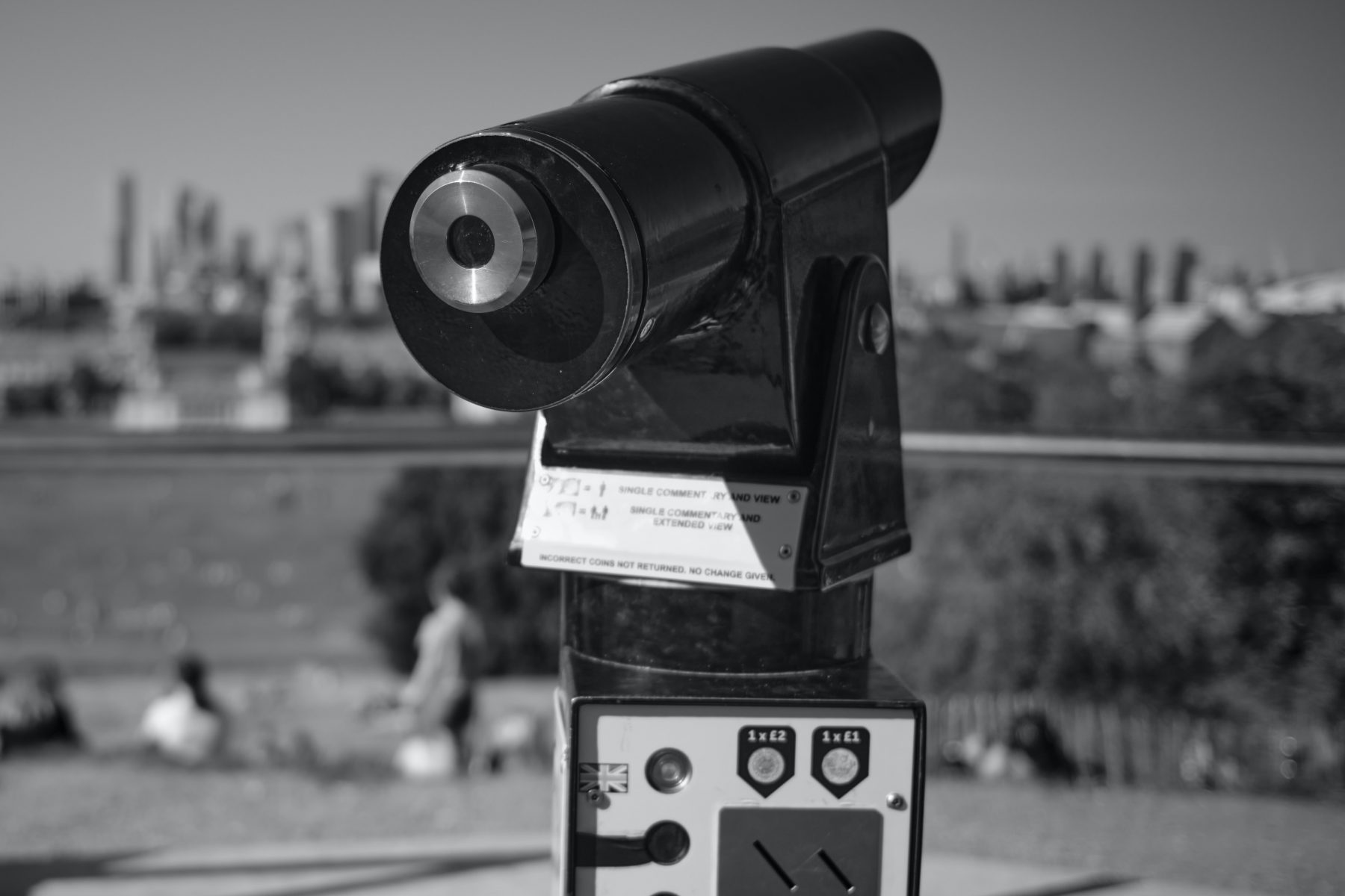 image of binocular in London: taking a wide perspective on workplace bullying